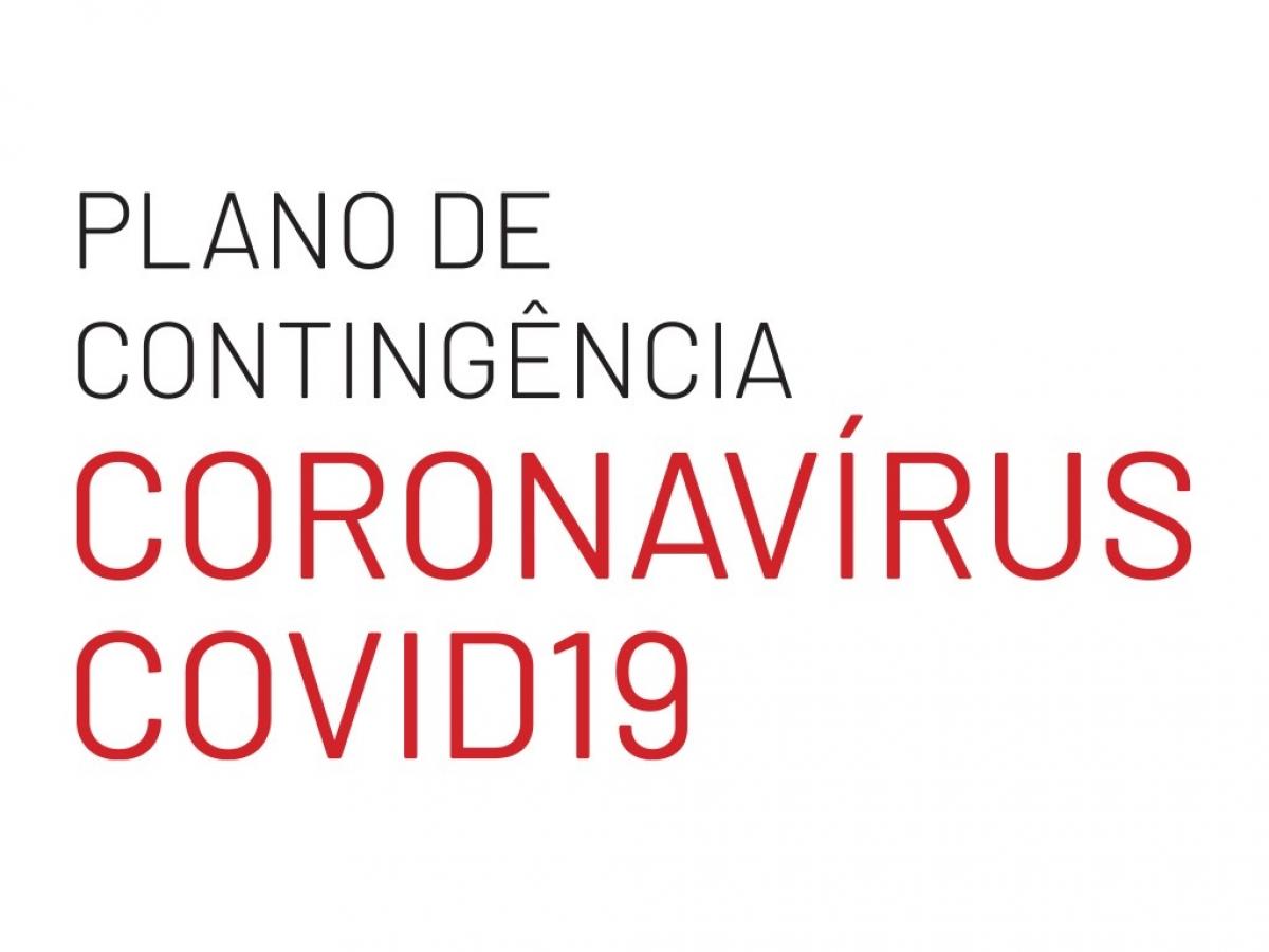 Plano de Contingência: Covid-19 | Domingos Salvador