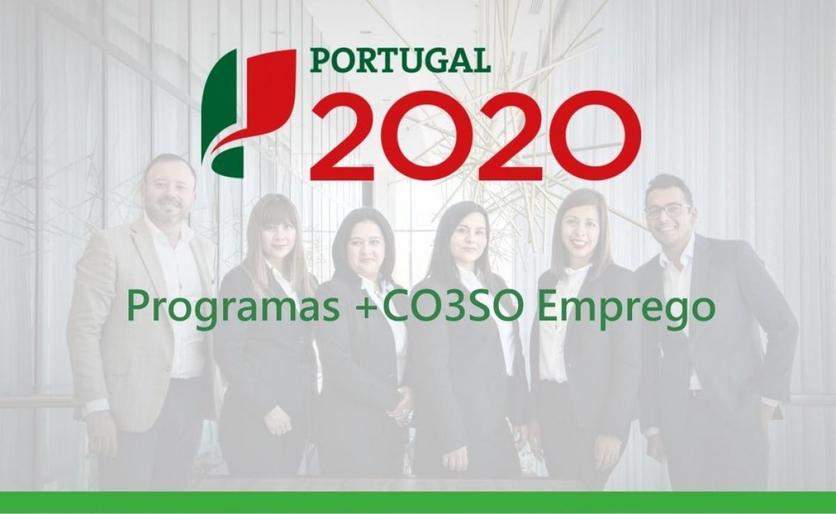 Sistema de Apoio ao Emprego e Empreendedorismo (+ CO3SO Emprego)