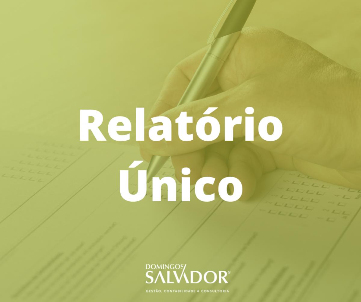 Relatório Único: Obrigação Anual Para Entidades Empregadoras