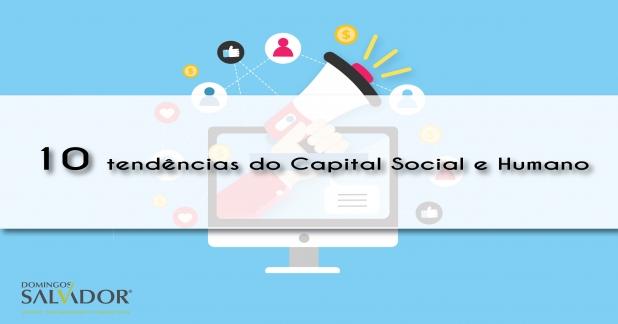 10 Tendências do Capital Social e Humano